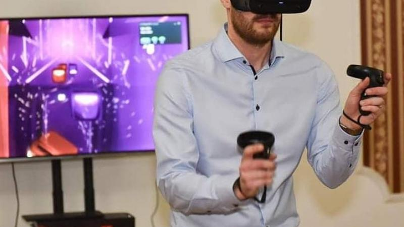 Zábava - virtuální realita